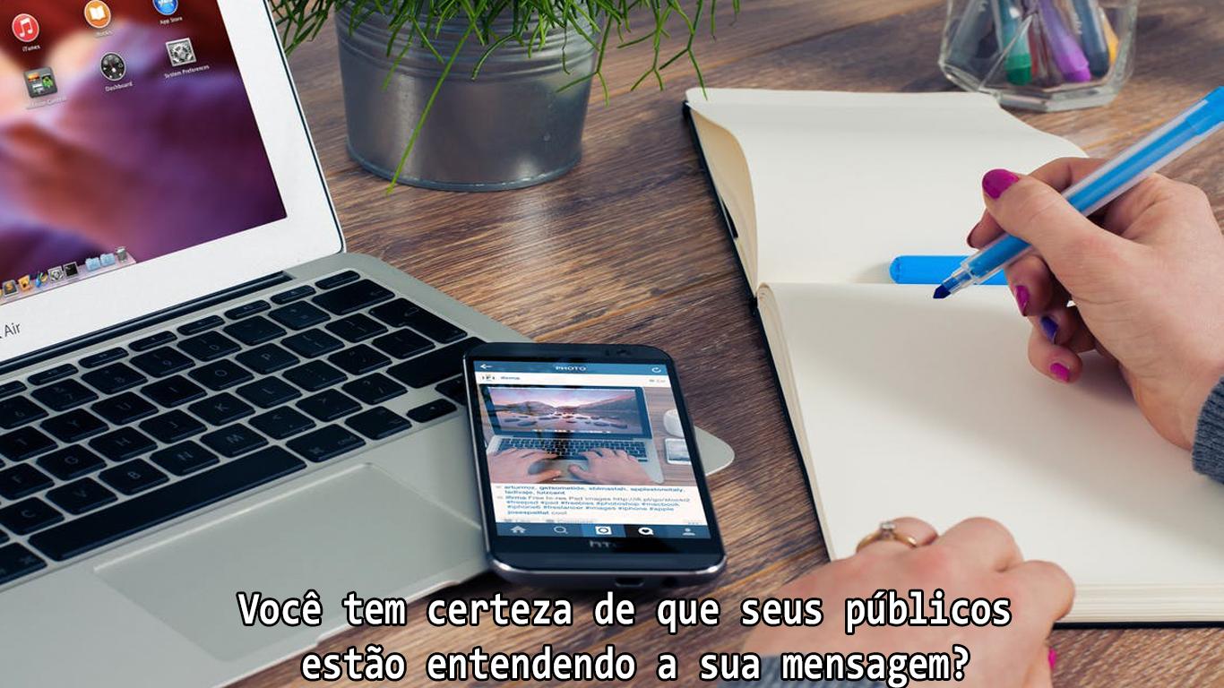 Consultoria de Comunicação, Marketing e Relações Públicas