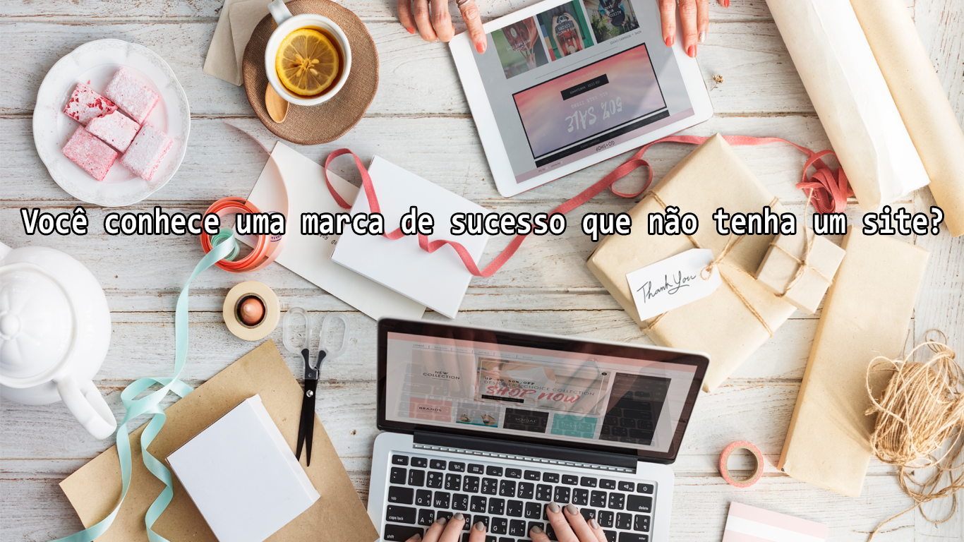 Criação de Sites, E-commerces e Blogs